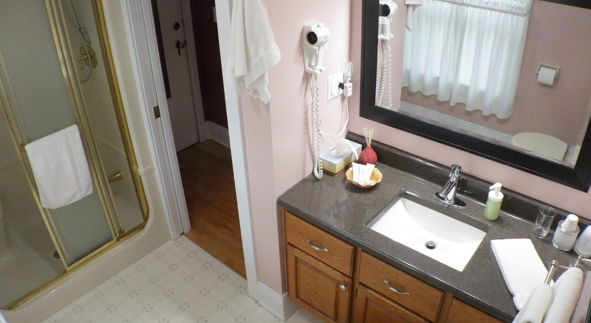 king room grand king ensuite large shower